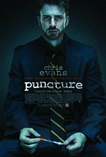 Puncture (2011) cover