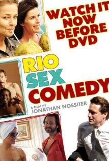 Rio Sex Comedy (2010) cover