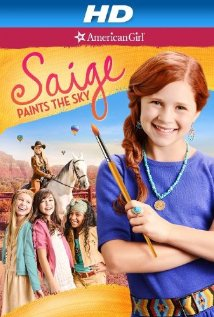 Saige Paints the Sky (2013) cover
