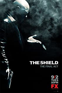 The Shield (2002) cover