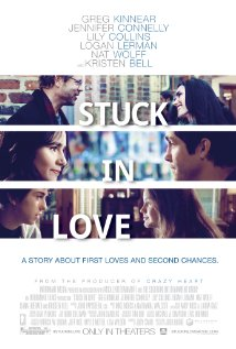 Stuck in Love (2012) cover