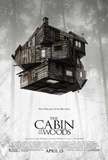 The Cabin in the Woods 2012 poster