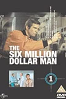 The Six Million Dollar Man (1974) cover