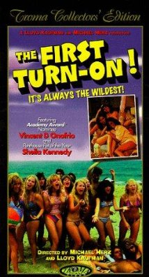 The First Turn-On!! (1983) cover