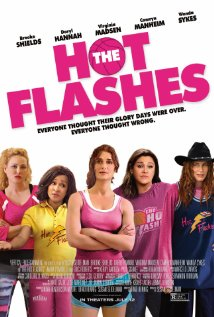 The Hot Flashes (2013) cover