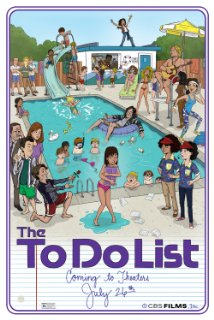 The To Do List 2013 poster