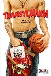 Transylmania (2009) cover