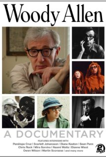 Woody Allen: A Documentary 2012 poster