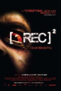 [Rec]² (2009) cover