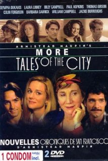 Armistead Maupin's More Tales of the City (1998) cover