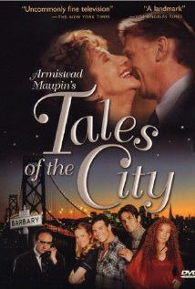 Armistead Maupin's Tales of the City 1993 poster