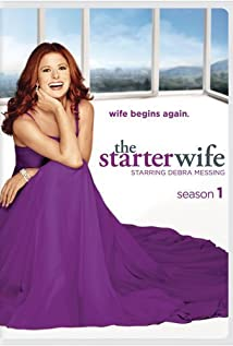 The Starter Wife (2008) cover