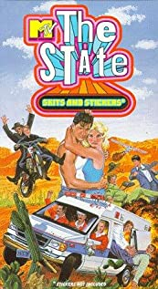 The State (1993) cover