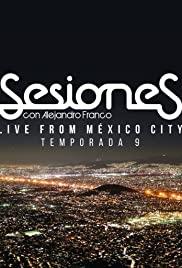 SesioneS con Alejandro Franco (2007) cover