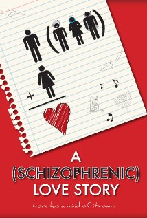 A Schizophrenic Love Story 2014 poster