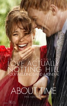 About Time 2013 poster