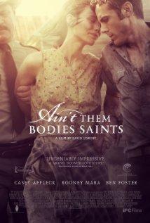 Ain't Them Bodies Saints (2013) cover