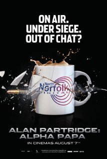Alan Partridge: Alpha Papa (2013) cover