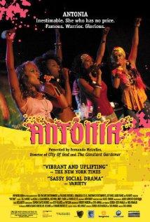 Antônia: O Filme 2006 poster