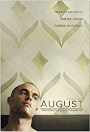 August (2011) cover