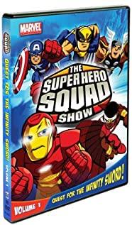 The Super Hero Squad Show (2009) cover