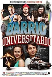 Barrio Universitario (2013) cover