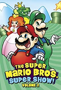 The Super Mario Bros. Super Show! (1989) cover