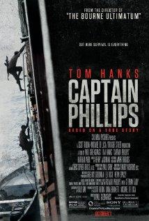 Captain Phillips (2013) cover
