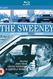 The Sweeney (1975) cover