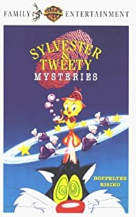 The Sylvester & Tweety Mysteries (1995) cover