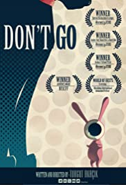 Don't Go (2010) cover