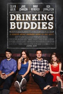 Drinking Buddies (2013) cover