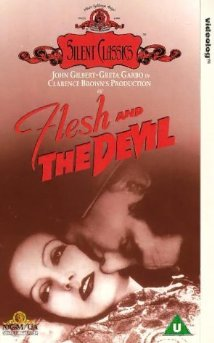 Flesh and the Devil (1926) cover