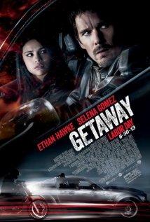 Getaway 2013 poster