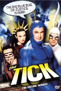 The Tick (2001) cover