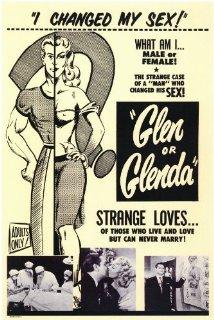 Glen or Glenda (1953) cover