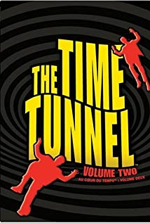 The Time Tunnel (1966) cover