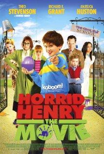Horrid Henry: The Movie (2011) cover