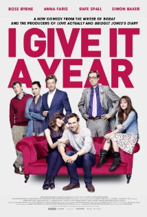 I Give It a Year (2013) cover