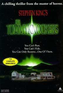 The Tommyknockers 1993 poster