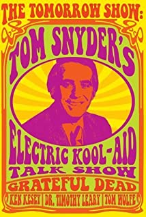 The Tomorrow Show 1973 poster