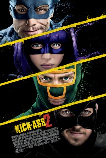 Kick-Ass 2 (2013) cover
