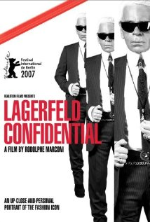 Lagerfeld Confidential (2007) cover