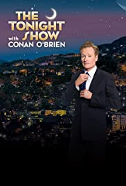 The Tonight Show with Conan O'Brien 2009 poster