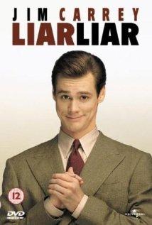 Liar Liar (1997) cover