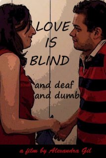 Love is Blind... and Deaf and Dumb (2013) cover