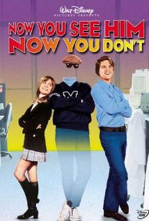 Now You See Him, Now You Don't 1972 poster