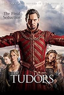 The Tudors (2007) cover