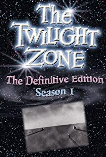 The Twilight Zone (1959) cover