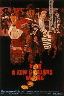 Per qualche dollaro in più (1965) cover